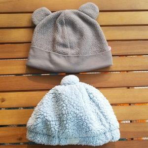 Zutano and J.J. Cole Baby Hats